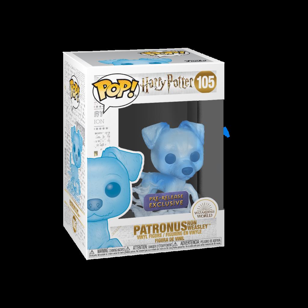 1. Wizarding World_Ron's Patronus Funko Pop!_Box