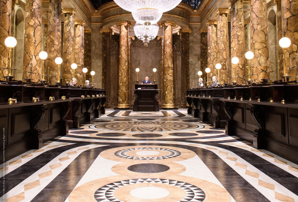 10. Wizarding World Gold_Discounts_Warner Bros. Studio Tour London – The Making of Harry  Potter_  Gringotts Wizarding Bank
