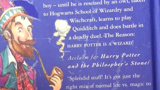 Rare, 1st edition Harry Potter book sells for $34000