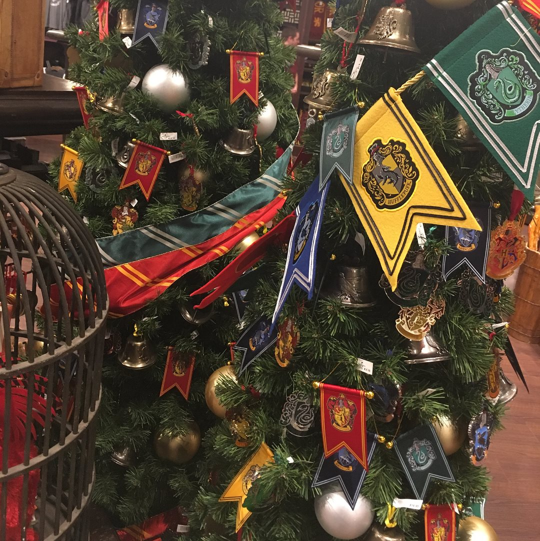Harry Potter Themed Christmas Decorations For Sale At