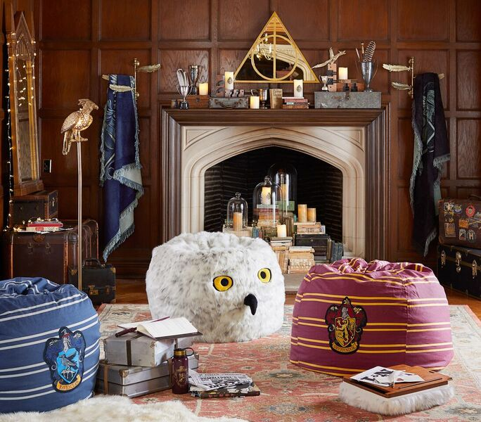 Wizarding World Launches New Pottery Barn Collections