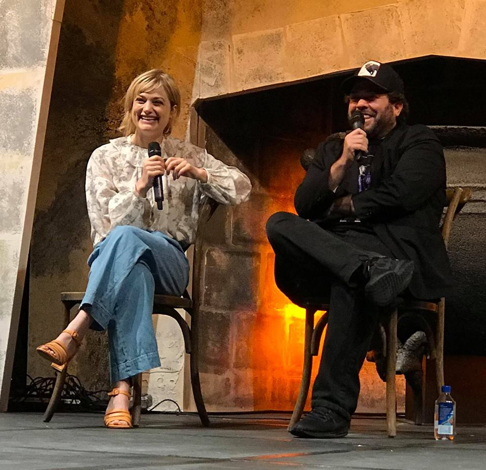 leakycon 2018 dan fogler alison sudol fantastic beasts the crimes of grindelwald, wizarding world