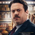 GALLERY: Fantastic Beasts and Where to Find Them - *EXCLUSIVE* Character Posters - Dan Fogler as Jacob Kowalski
