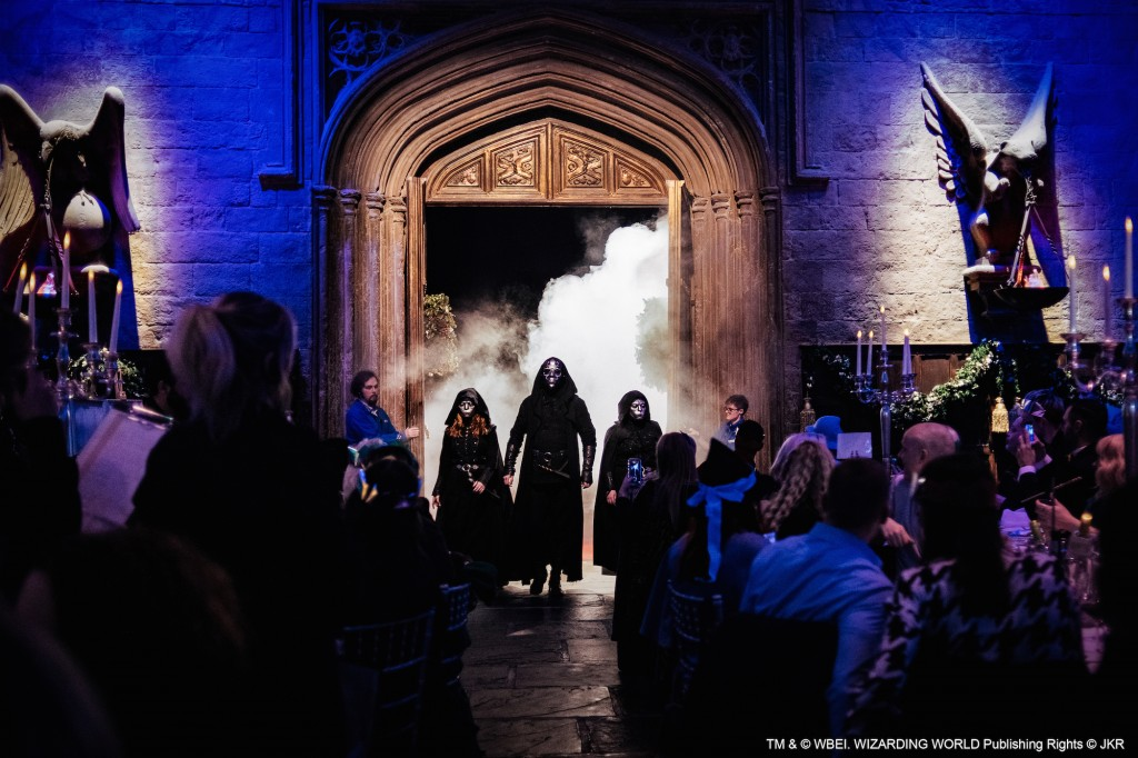 5. WW-Gold-Christmas-Party_Death Eaters