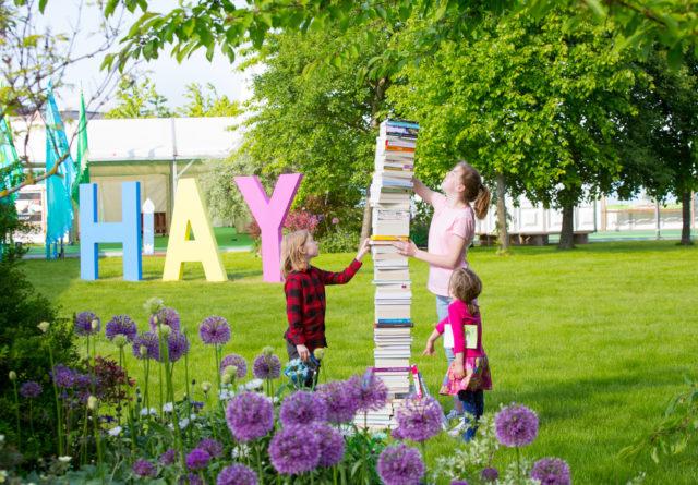 100 books Hay Festival 2018