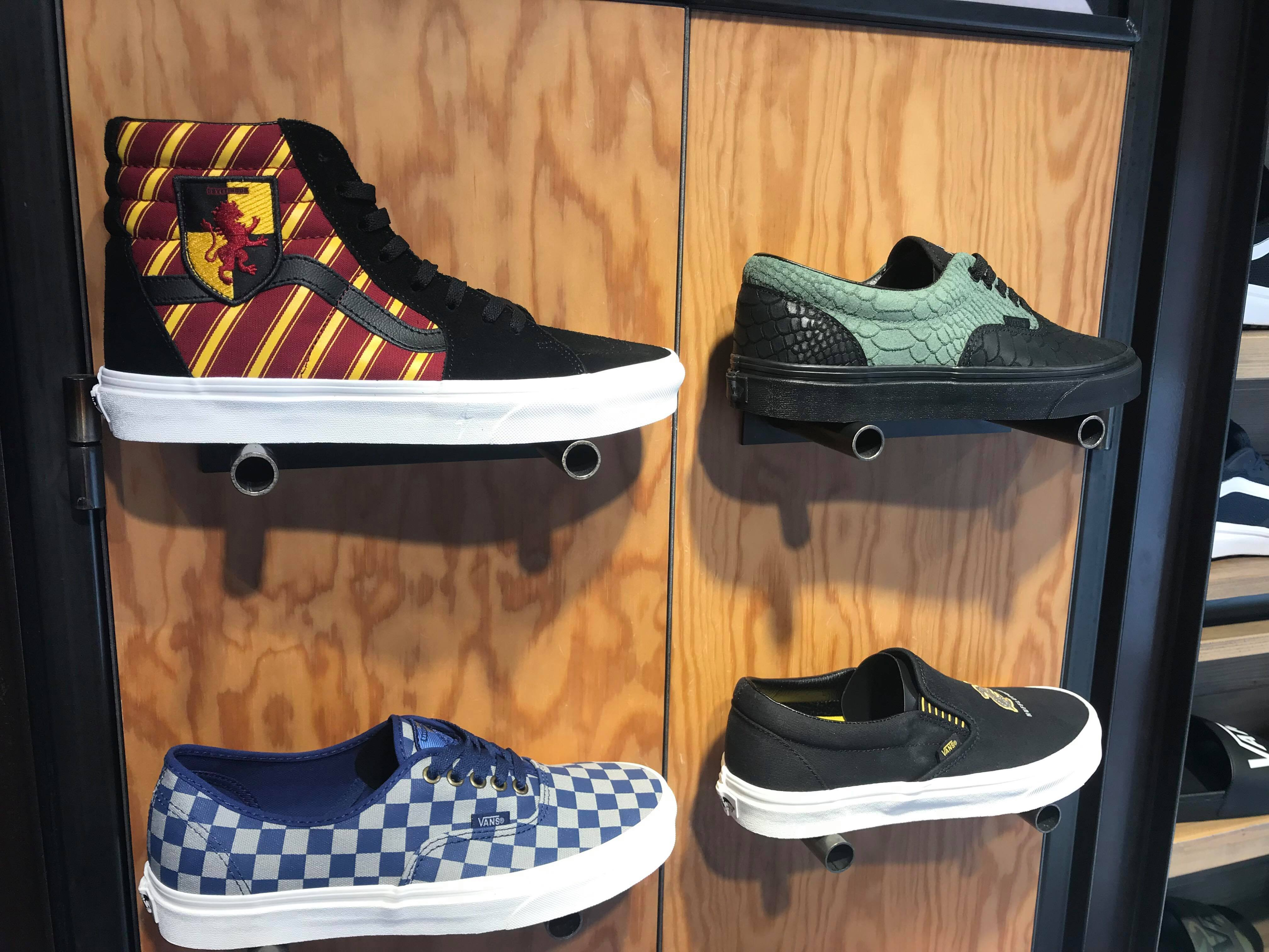 Vans x Harry Potter Line is Now Available! - The-Leaky-Cauldron.org ...