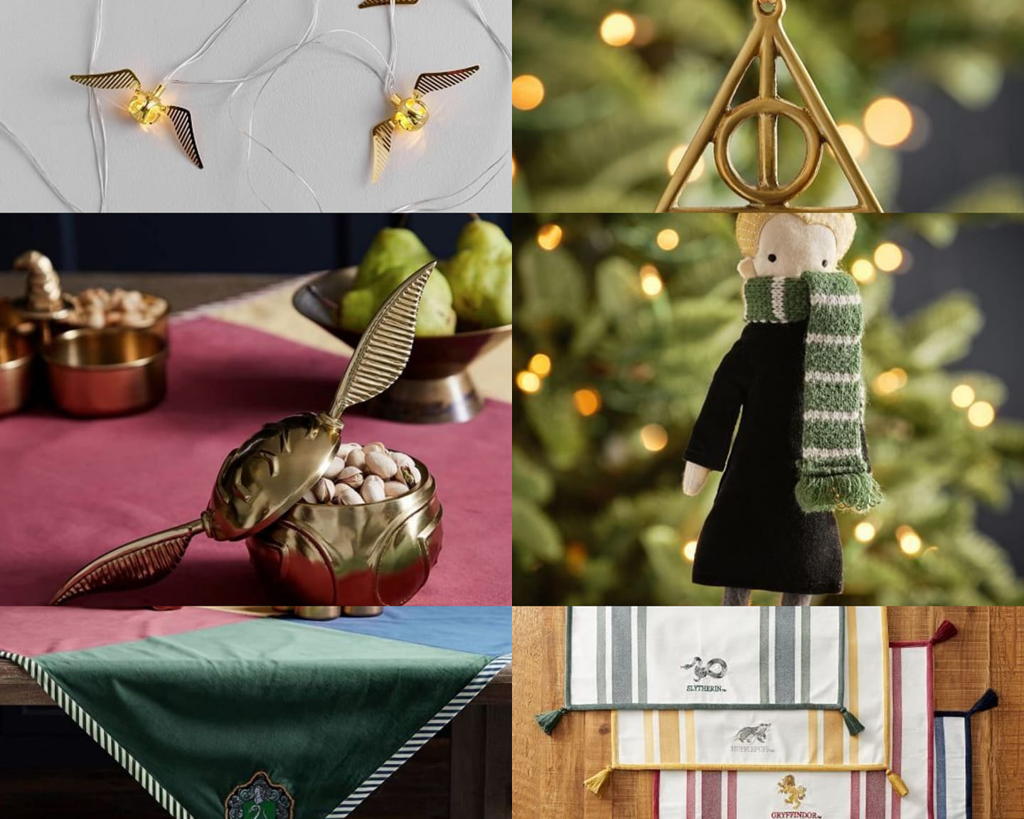 Pottery Barn Launches New Harry Potter Line Just In Time For