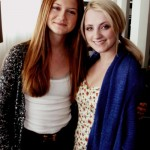 evanna lynch bonnie wright