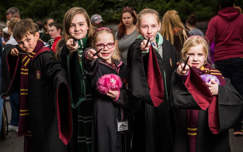 More panels, games, music set for Harry Potter celebration — Universal