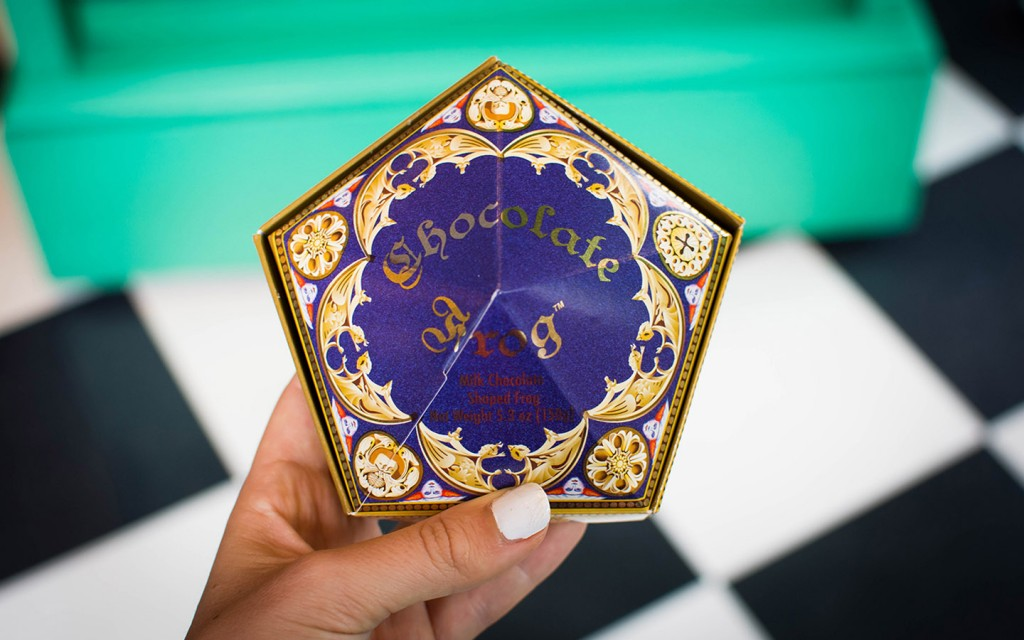 Chocolate Frog from Honeydukes