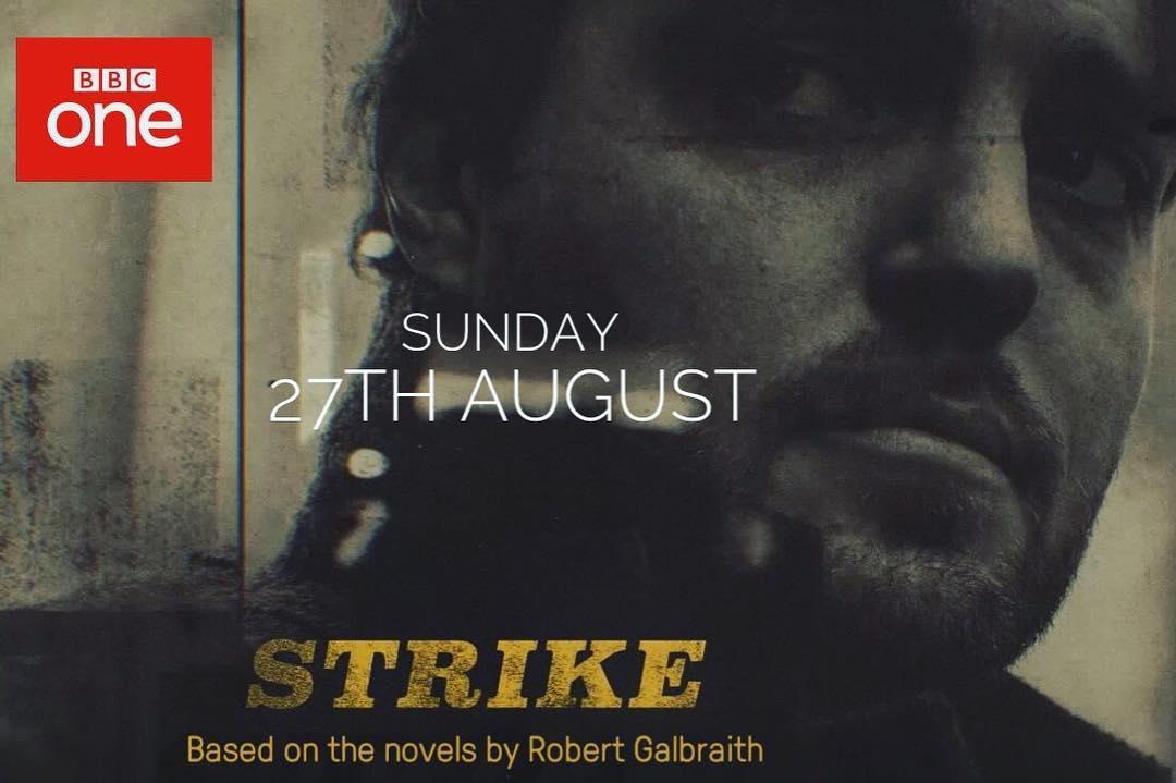 Trailer For Strike The Cuckoo S Calling Arrives The