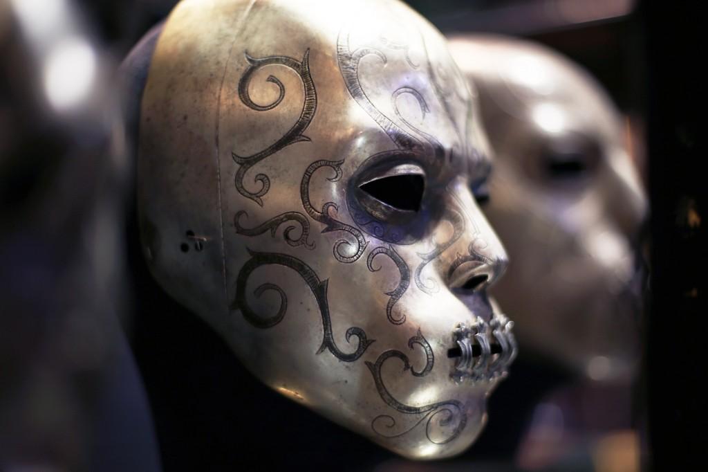 The making of harry potter dark arts