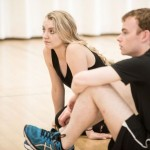 Disco Pigs - Evanna Lynch  and Colin Campbell - photos by Savannah Photographic