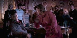 Dolores-Umbridge-slaps-Harry-Potter