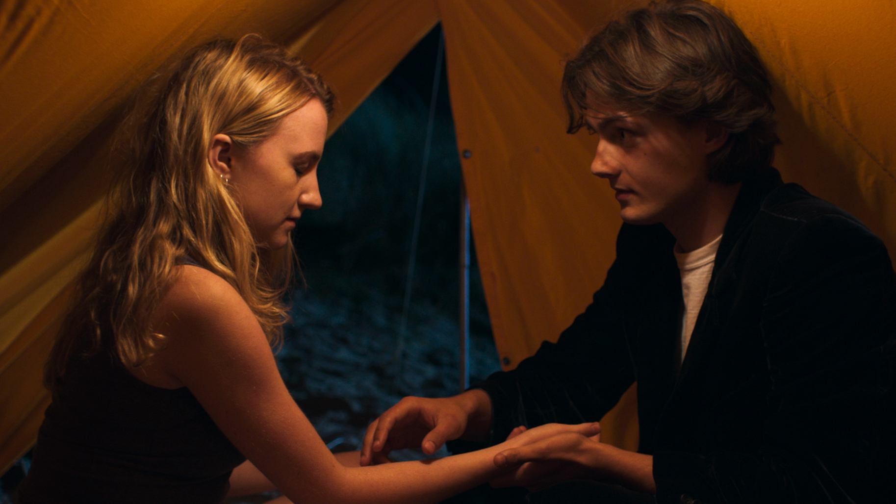 Evanna Lynch & George Webster in MY NAME IS EMILY. Photo Courtesy of Monument Releasing