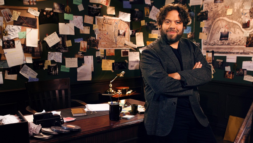 dan fogler, pottermore publishing, audio series makers, mysteries and magic, crimes of grindelwald behind the scenes