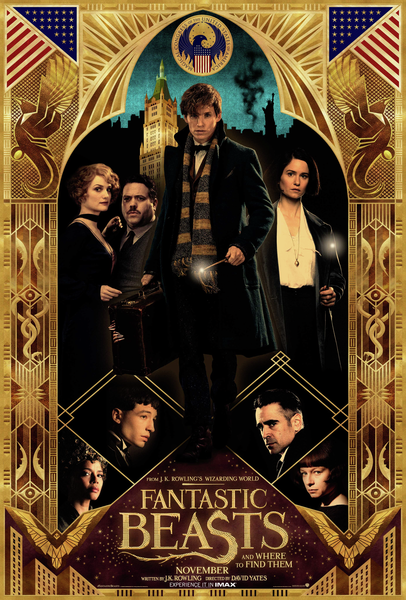 Fantastic-Beasts-Imax-Fan-Event-Poster