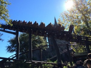 Flight of Hippogriff