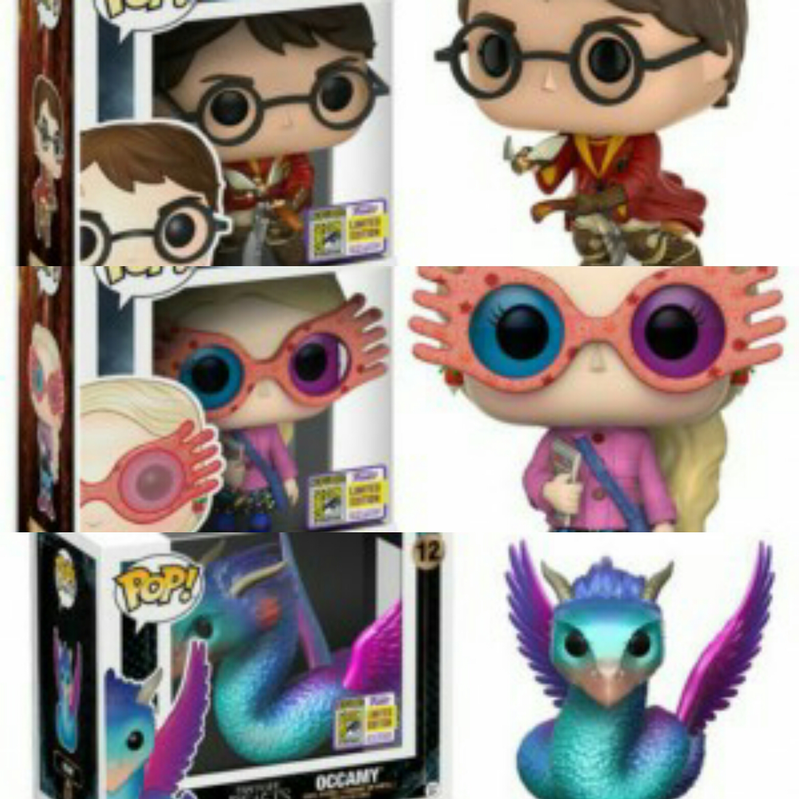 more 39 harry potter 39 collectibles from funko the leaky. Black Bedroom Furniture Sets. Home Design Ideas