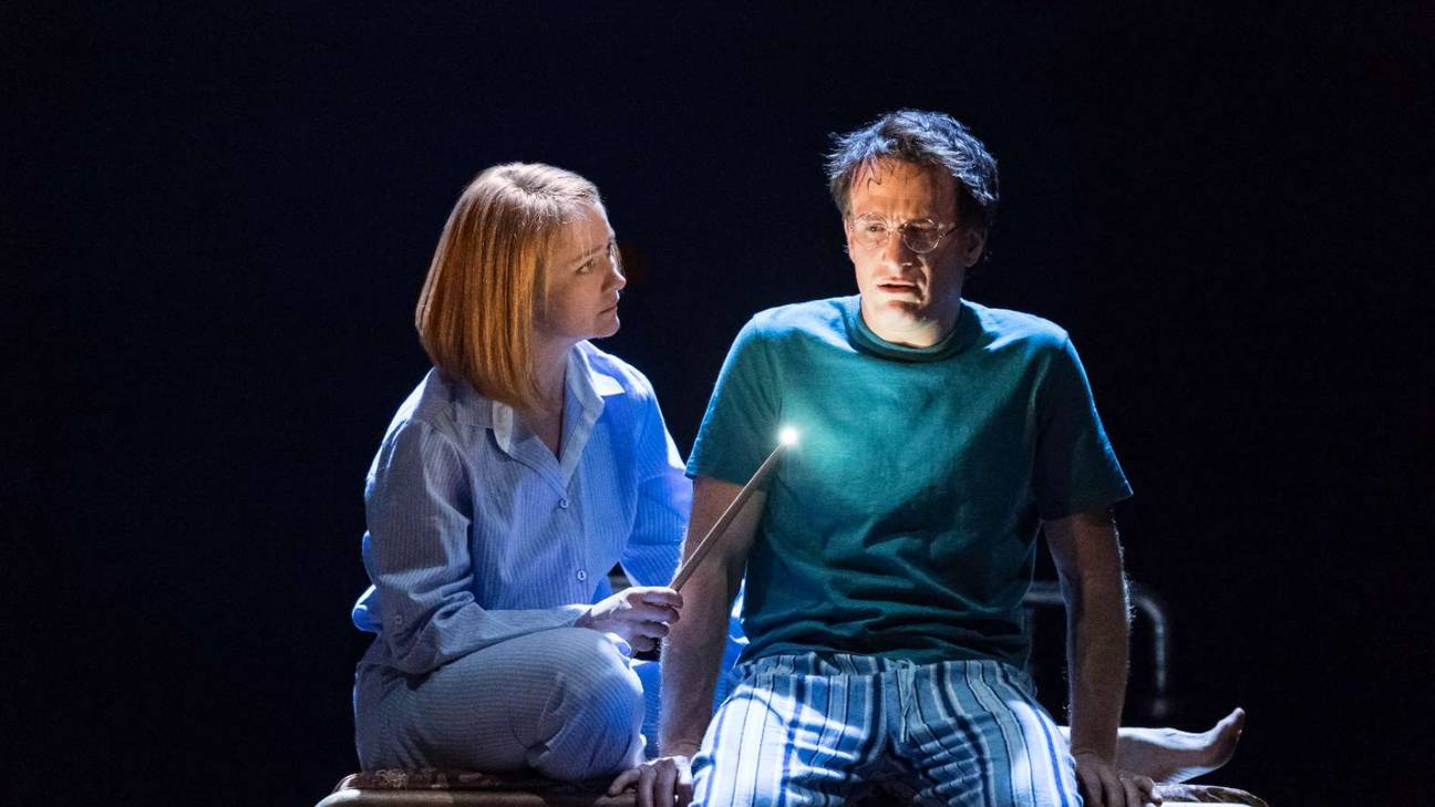 Harry Potter and the Cursed Child' Recorded on Film! - The-Leaky