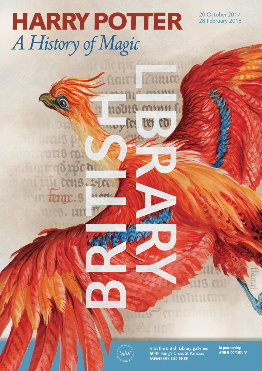 UPDATE: The British Library Previews 'Harry Potter: A ...