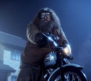 Hagrid-motor
