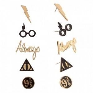 Harry-Potter-5-pk-Earring-Set-510x510