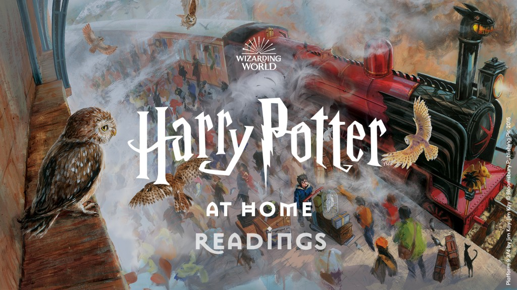Harry Potter At Home Readings_Lead Image