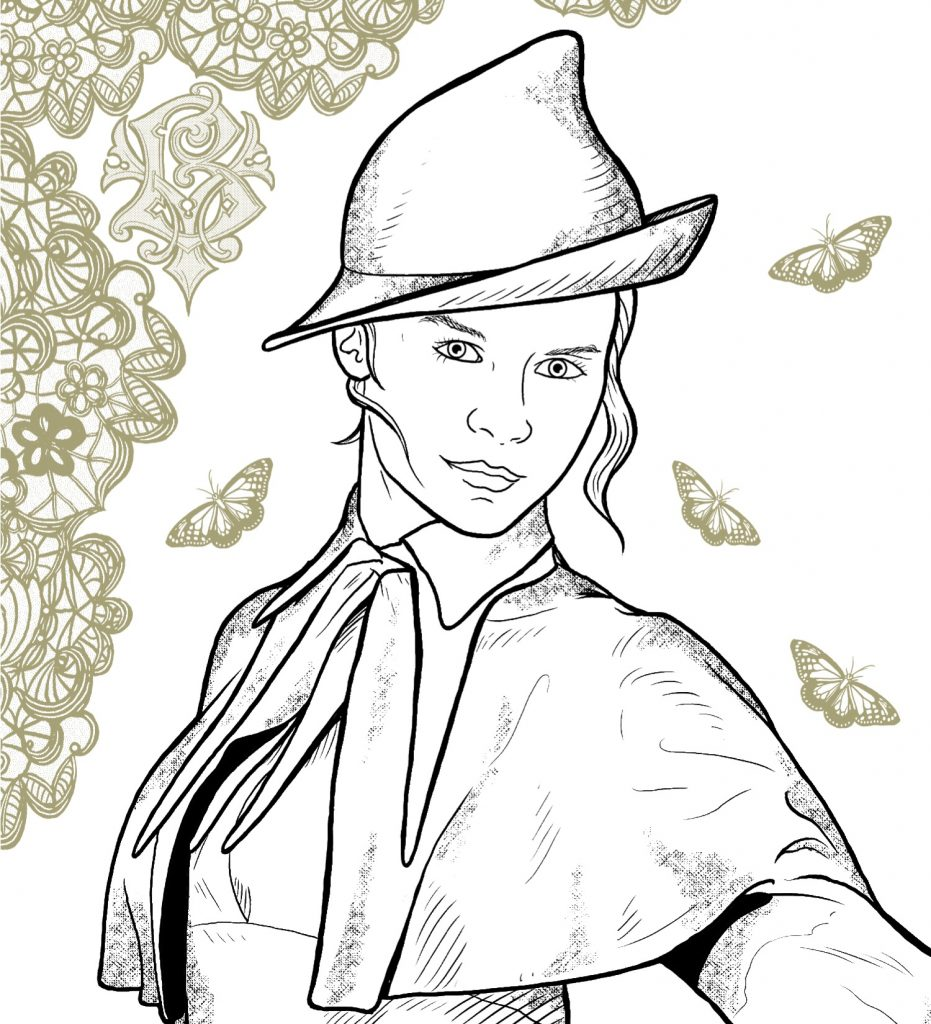 Exclusive Look At New Harry Potter Colouring Book From Insight Editions The Leaky Cauldron Org The Leaky Cauldron Org