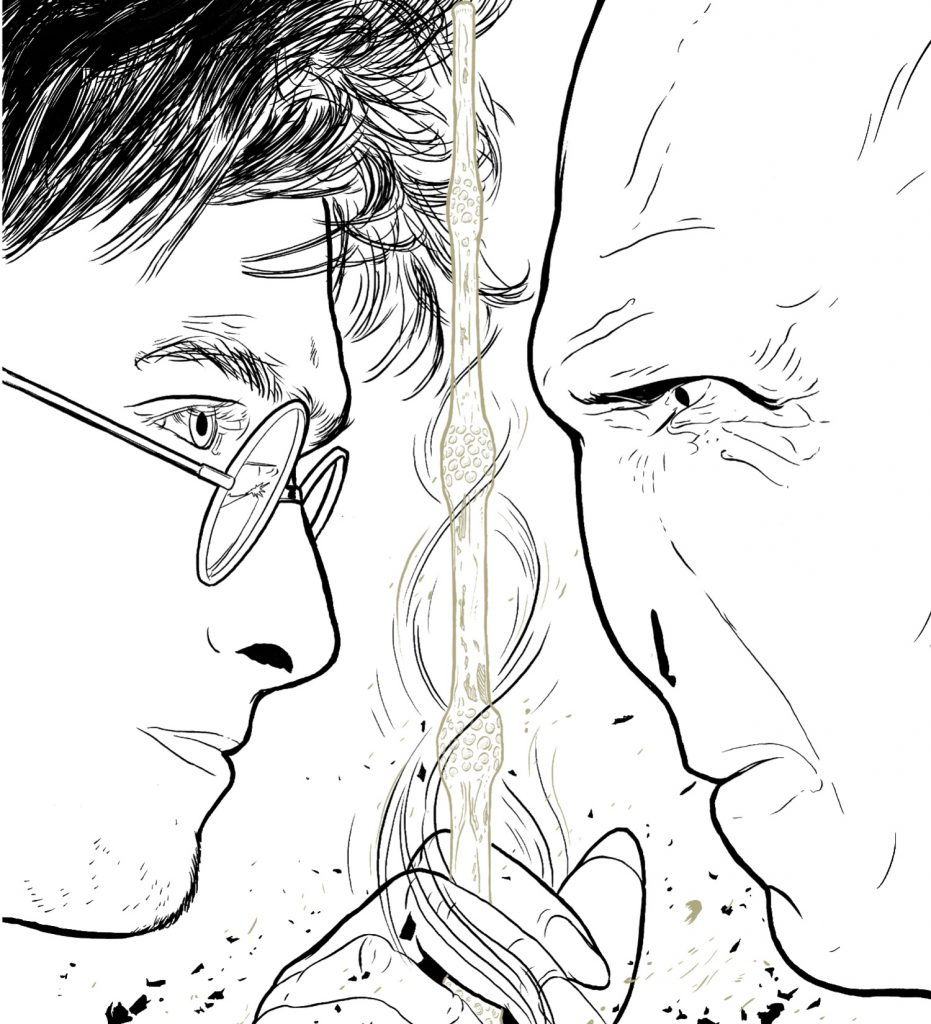 EXCLUSIVE look at new Harry Potter colouring book from Insight ...