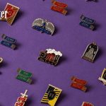 Harry Potter Fan Club Pin Seekers All Pins