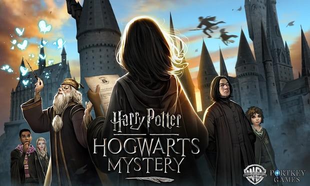 New Trailer For Harry Potter: Hogwarts Mystery