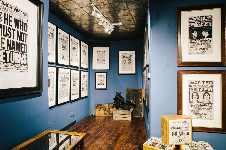 House of MinaLima_Press Room 2-2