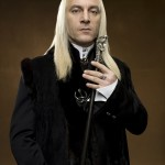 Jason Isaacs as Lucius Malfoy Harry Potter
