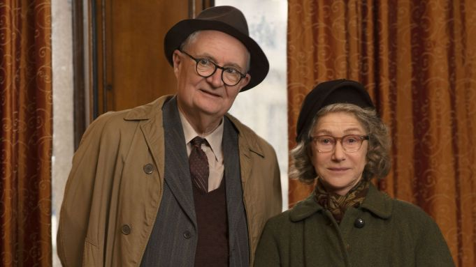 Jim Broadbent The Duke first look