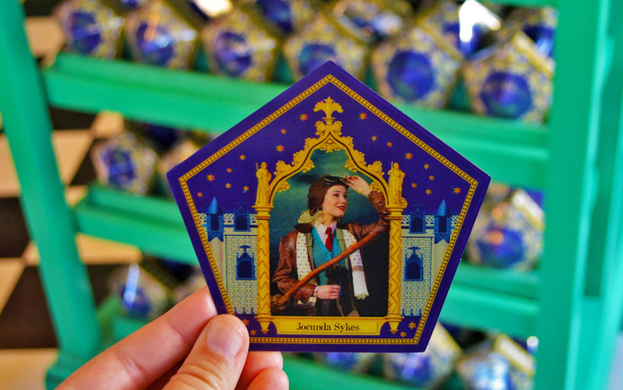 photograph about Harry Potter Chocolate Frog Cards Printable identified as Fresh new Chocolate Frog Card in direction of include in the direction of your choice debuts