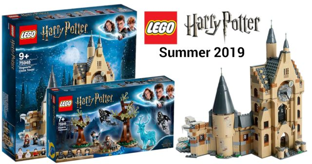 New LEGO Harry Potter Sets Coming in Summer 2019! - The-Leaky