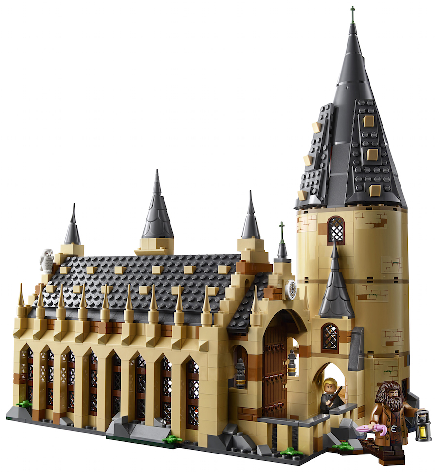 LEGO _ Harry Potter_Great Hall (1)