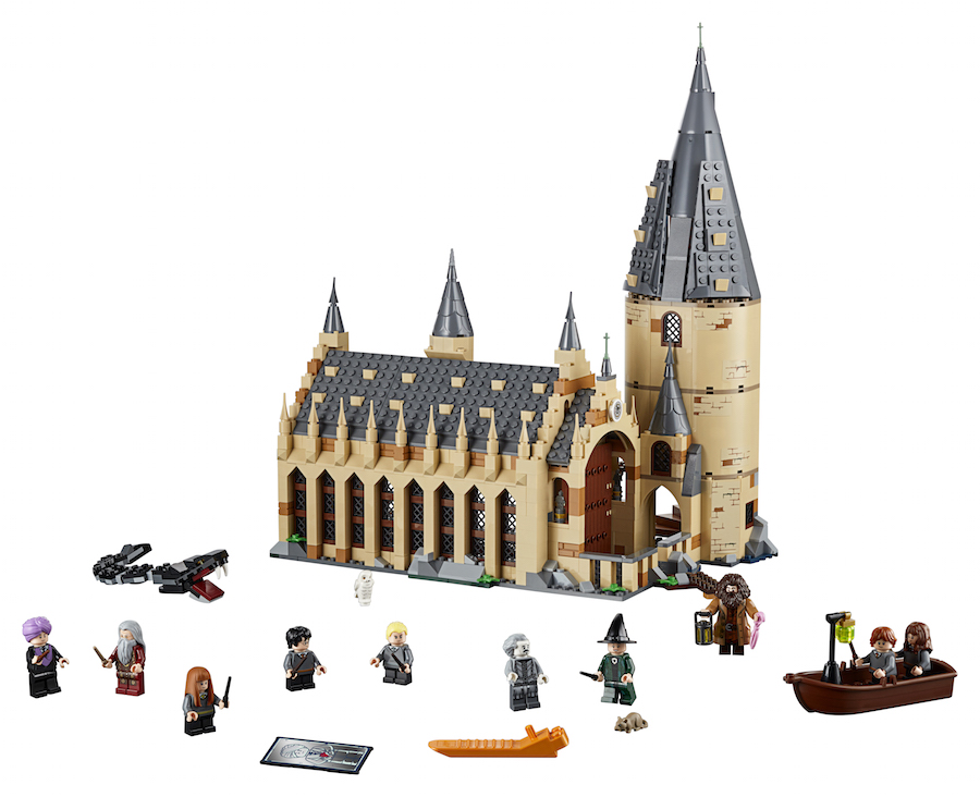 LEGO _ Harry Potter_Great Hall (2)