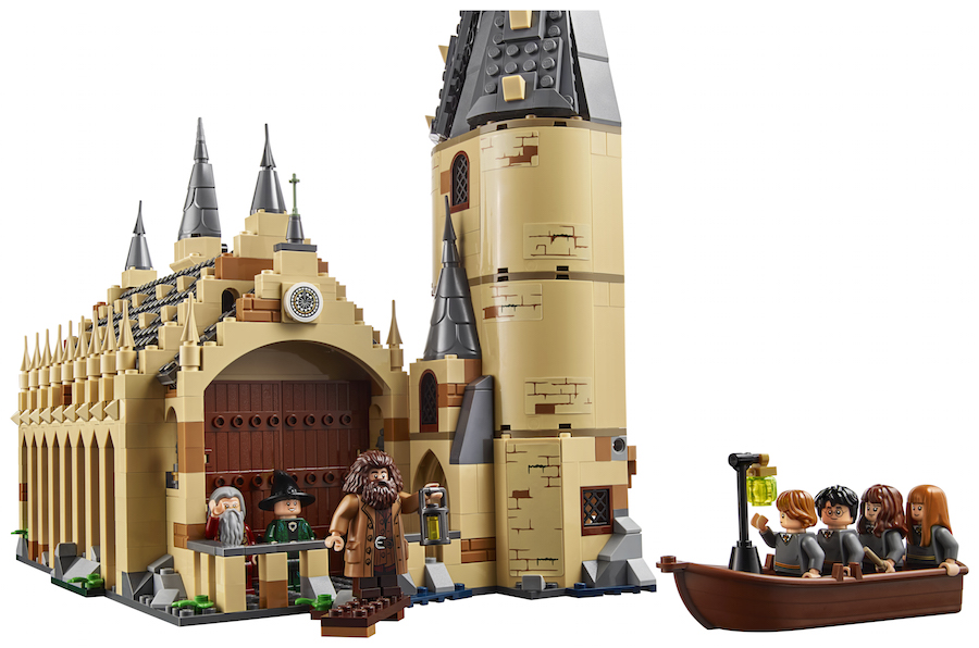 LEGO _ Harry Potter_Great Hall (3)
