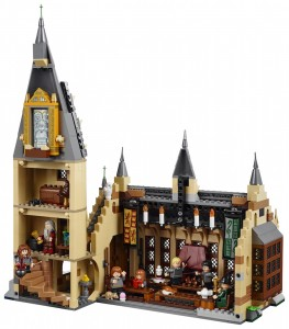 LEGO _ Harry Potter_Great Hall (4)