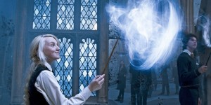 Luna-Lovegood-Casting-A-Patronus-in-the-Harry-Potter-Movies