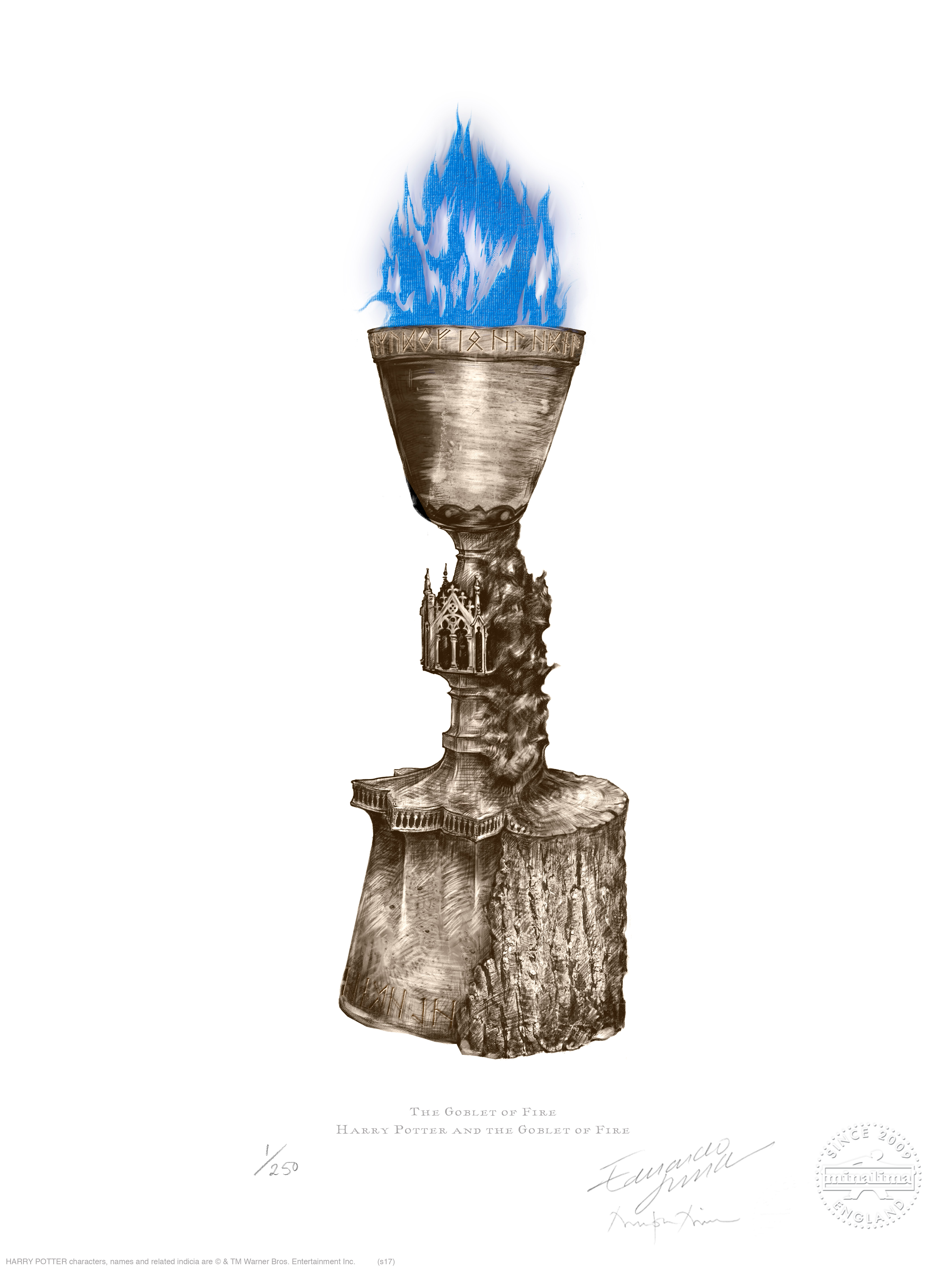 MinaLima_Harry Potter_Goblet of Fire