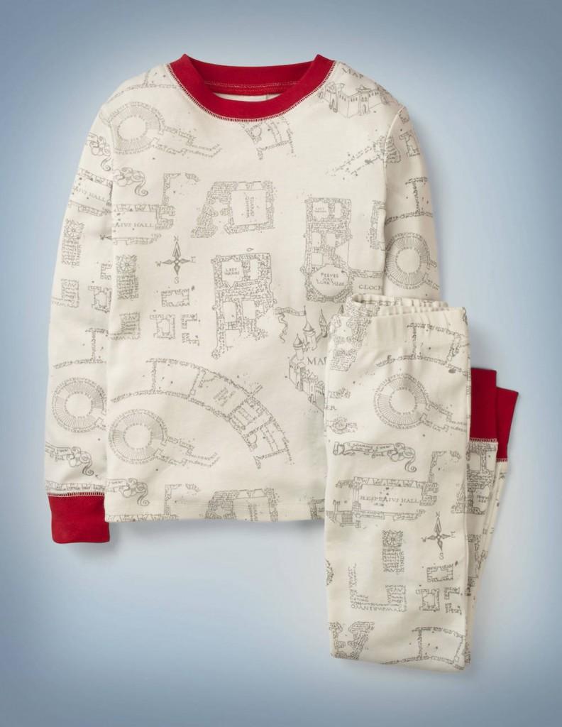 Mini Boden B0884 Lumos Glow-in-the-dark Pyjamas IVO £26-£30