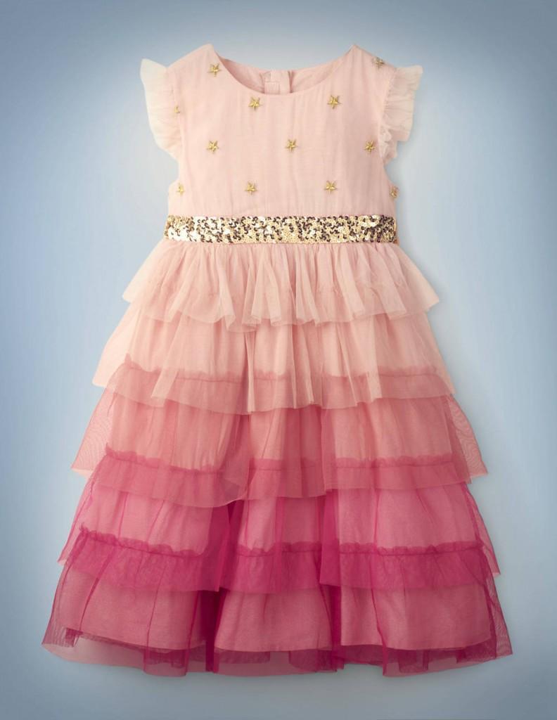 Mini Boden G1468 Yule Ball Party Dress £45-£51
