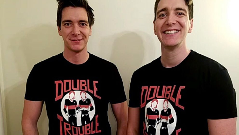 double trouble essay Double trouble richard a ingram  it took me more than eight years to piece the puzzle together in the form of this essay,.