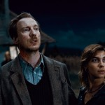 (L-r) DAVID THEWLIS as Remus Lupin and NATALIA TENA as Nymphadora Tonks in Warner Bros. Pictures? fantasy adventure ?HARRY POTTER AND THE DEATHLY HALLOWS ? PART 1,? a Warner Bros. Pictures release