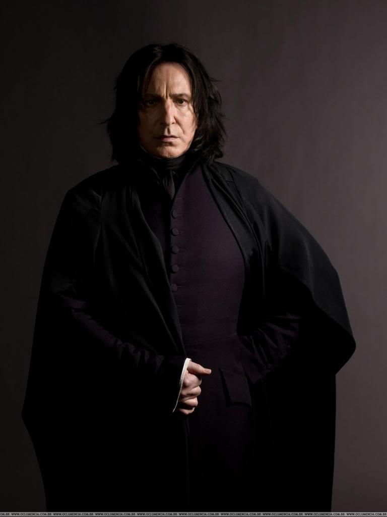 Always (A Severus Snape love story)