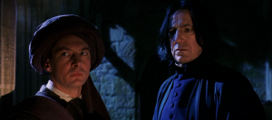 Snape_and_quirrell