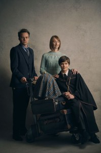 The-Potters-l-r-Harry-Potter-Jamie-Glover-Ginny-Potter-Emma-Lowndes-Albus-Potter-Theo-Ancient-photo-Charlie-Gray